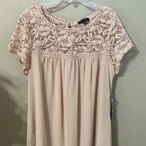 Short sleeve dress- As U Wish
